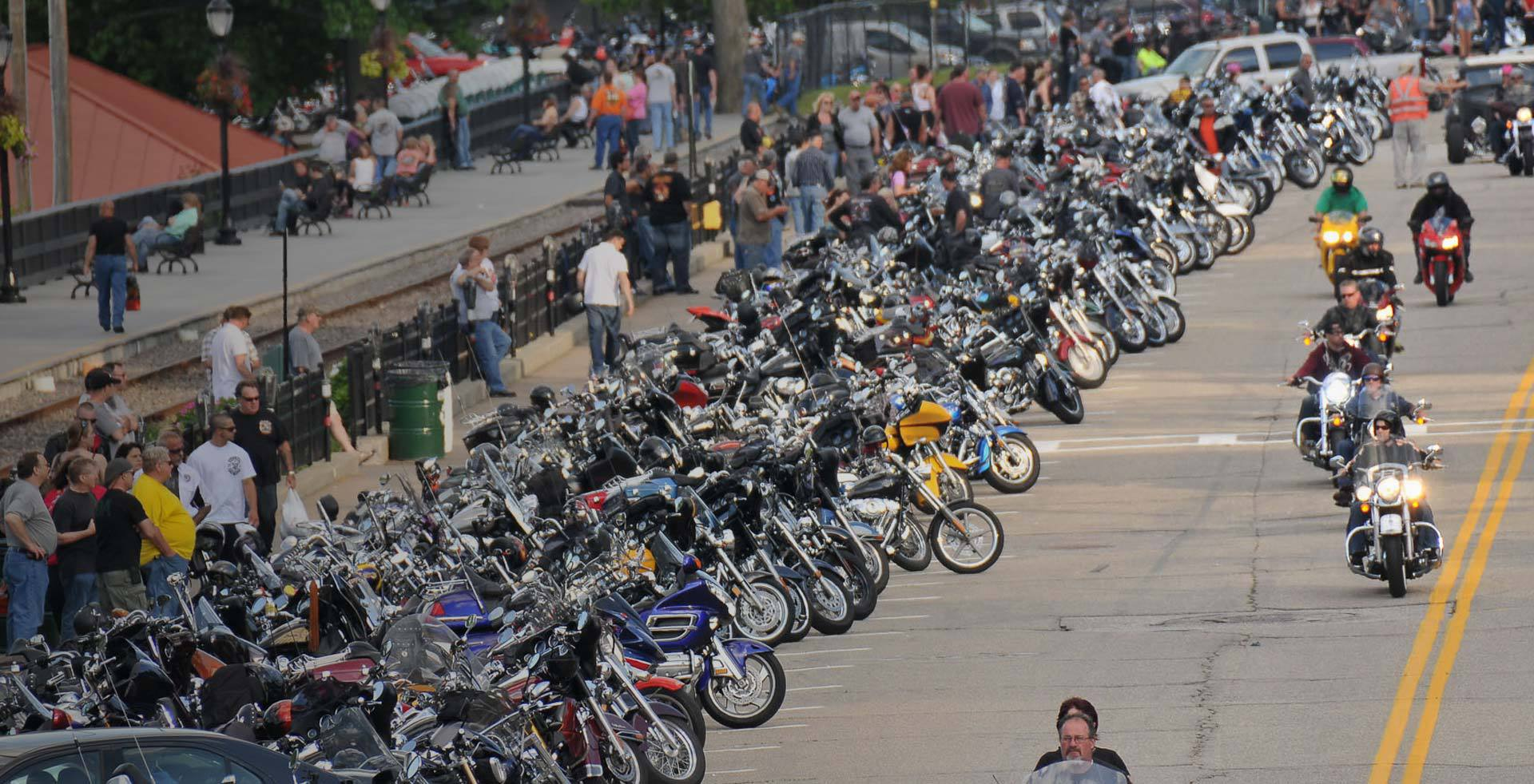Expect a High Number of Arrests at Laconia Bike Week
