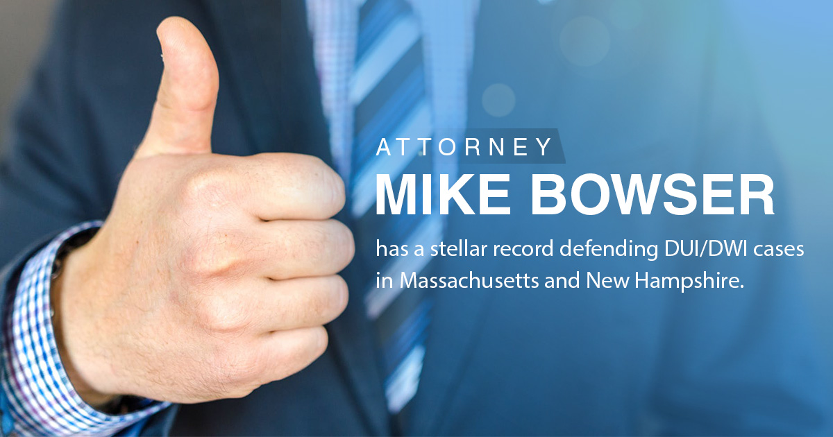 Attorney Mike Bowser by the Numbers